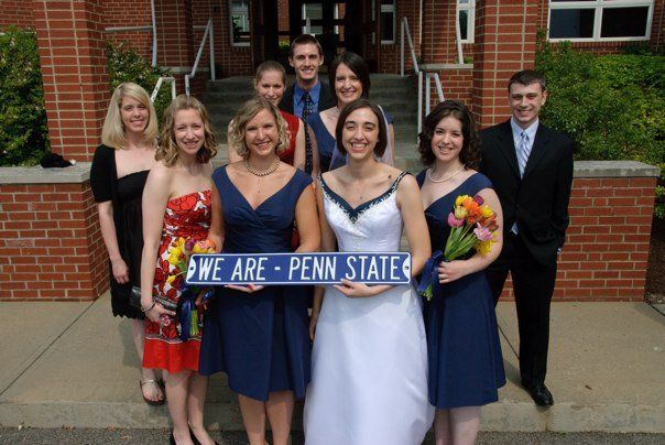 PSU Pouchoey Wedding