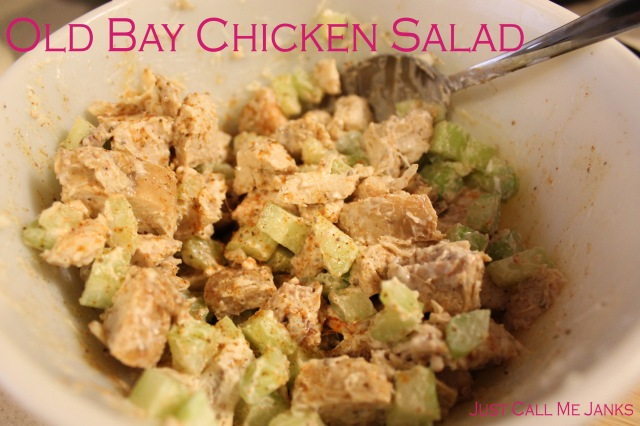 OB chicken salad