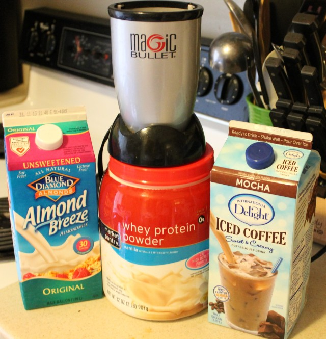 coffee smoothie ingredients