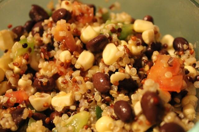 quinoa-corn