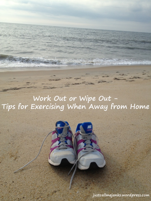 Travel Exercise Tips