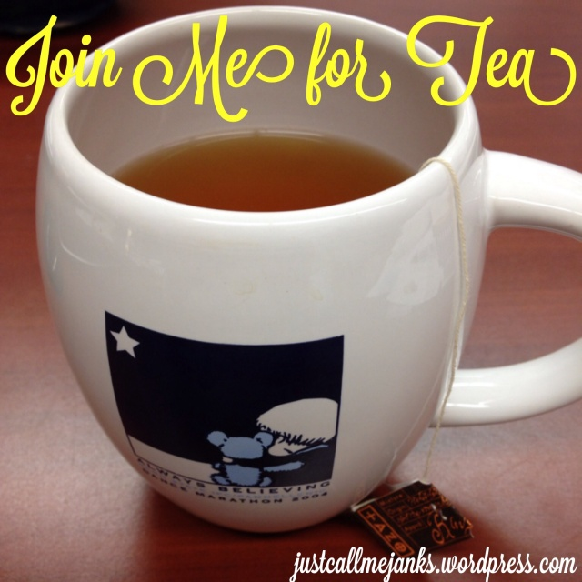Join Me for Tea