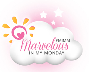 Linking up with Katie at Healthy Diva Life for Marvelous in My Monday!