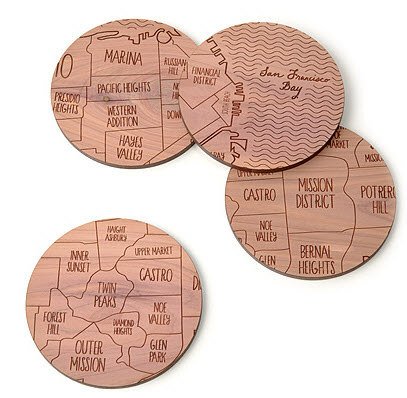 neighborhood coasters