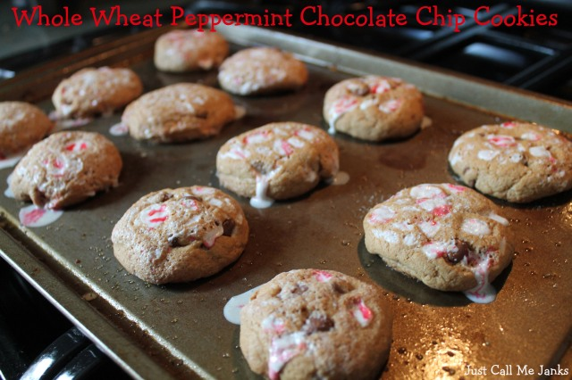 ww peppermint cookies