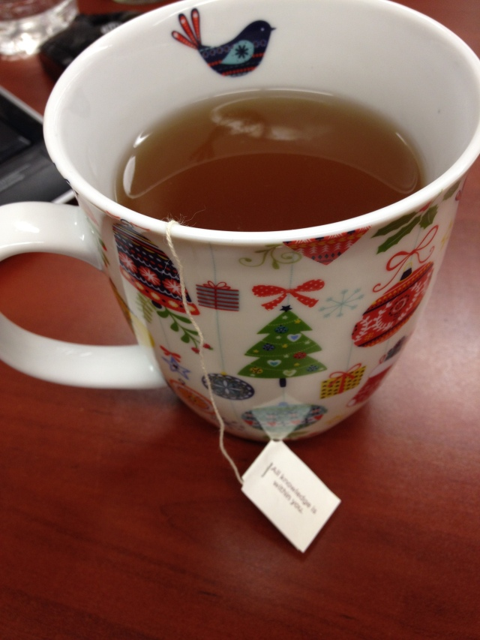 tea 1-9-14