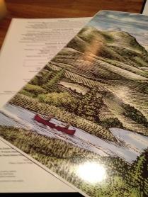 Stoney River menu