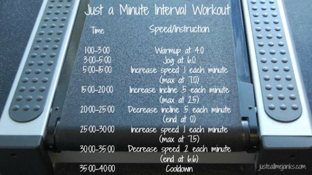 just a minute workout 2