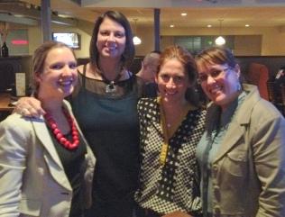 ladies team fox fundraiser