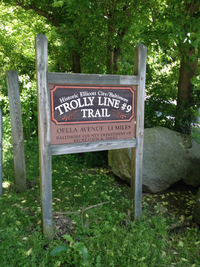 trolley trail